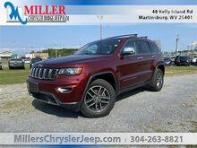 2017_Jeep_Grand Cherokee_Limited_ Martinsburg