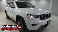 2017_Jeep_Grand Cherokee_Limited_ Milford CT