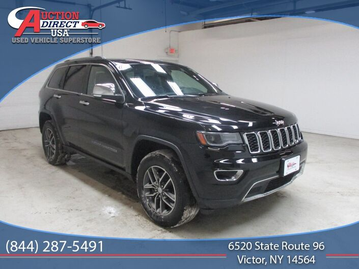 2017 Jeep Grand Cherokee Limited Raleigh
