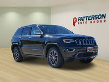 2017_Jeep_Grand Cherokee_Limited***ONE OWNER***CLEAN CARFAX***LEATHER***NAVIGATION***SUNR_ Wichita Falls TX