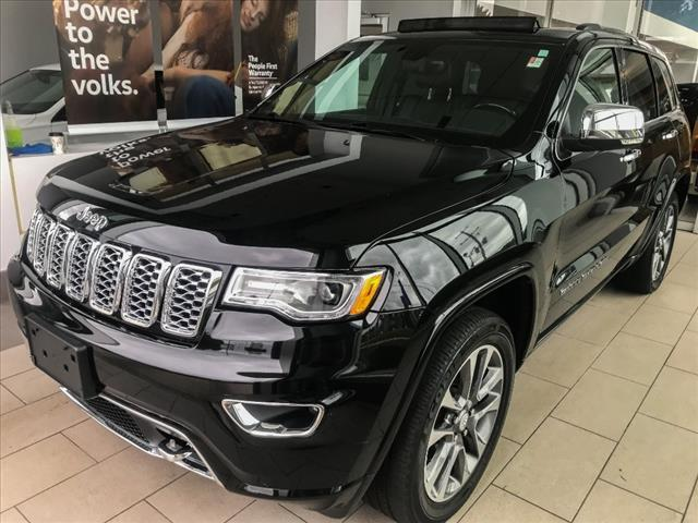 2017 Jeep Grand Cherokee OVERLAND 4X4 Brookfield WI