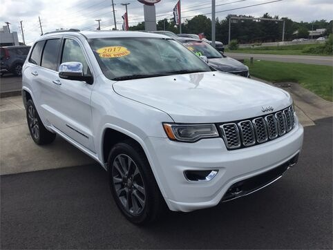 2017_Jeep_Grand Cherokee_OVERLAND 4X4_ Evansville IN