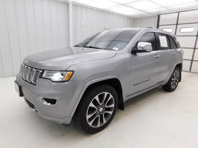2017 Jeep Grand Cherokee Overland 4x4 Manhattan KS
