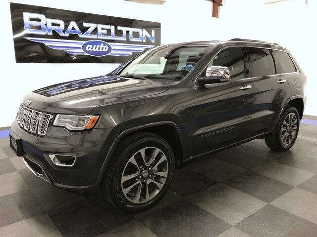 2017 Jeep Grand Cherokee Overland, Active Safety Group, Blind Spot, Tow Houston TX