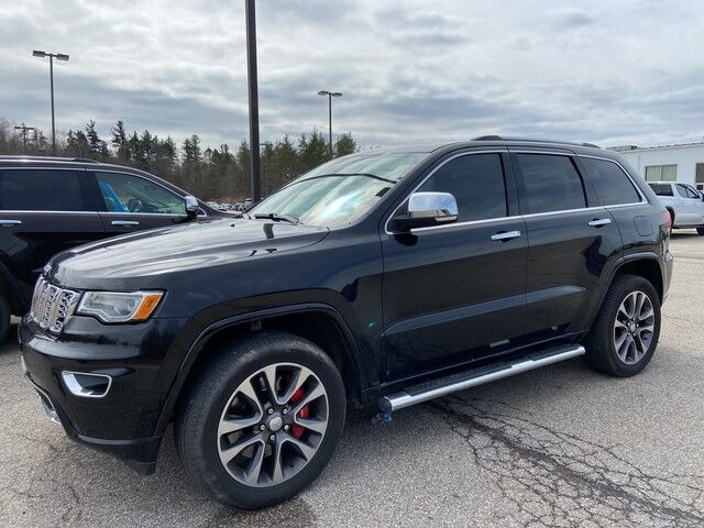 2017 Jeep Grand Cherokee Overland Cleveland OH