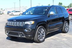 2017_Jeep_Grand Cherokee_Overland_ Fort Wayne Auburn and Kendallville IN