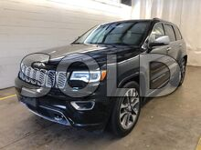 2017_Jeep_Grand Cherokee_Overland_ Golden Valley MN