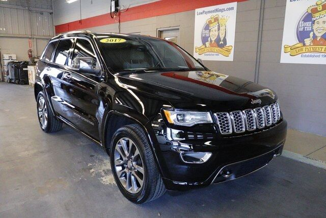 2017 Jeep Grand Cherokee Overland Lake Wales FL