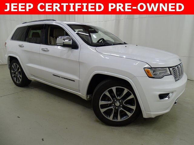 2017 Jeep Grand Cherokee Overland Raleigh NC