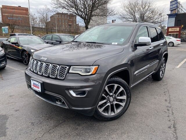 2017 Jeep Grand Cherokee Overland Worcester MA