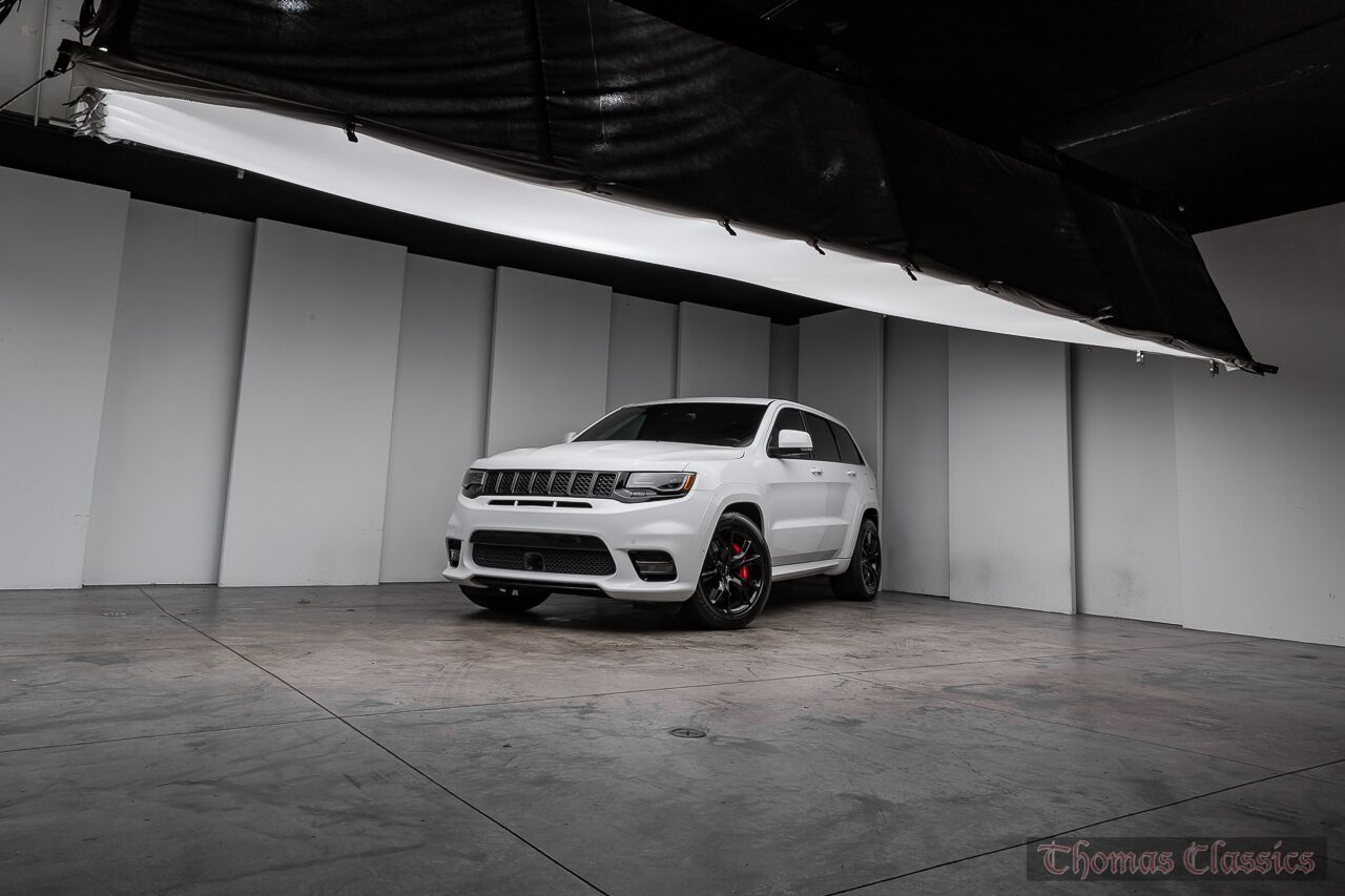 2017 Jeep Grand Cherokee SRT Akron OH