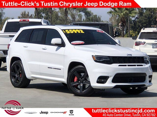 2017 Jeep Grand Cherokee SRT Tustin CA
