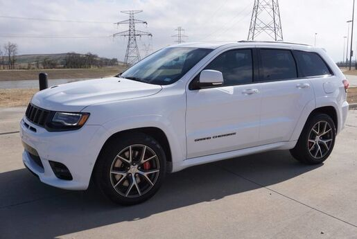 2017 Jeep Grand Cherokee SRT Plano TX