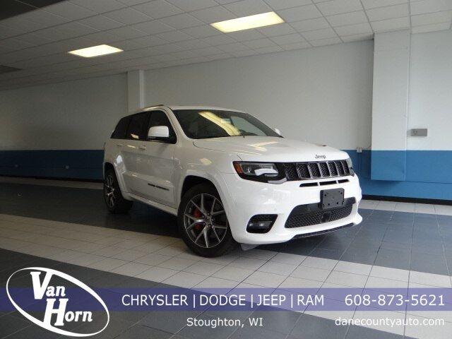2017 Jeep Grand Cherokee SRT Plymouth WI