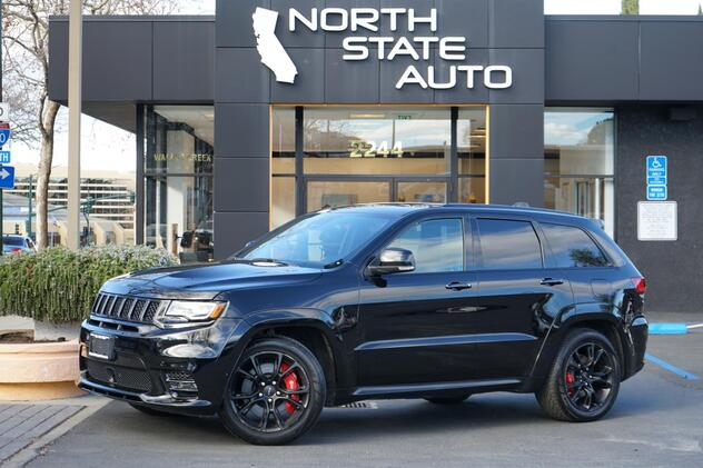 2017_Jeep_Grand Cherokee_SRT_ Walnut Creek CA