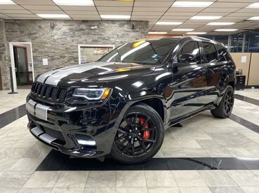 2017_Jeep_Grand Cherokee_SRT_ Worcester MA