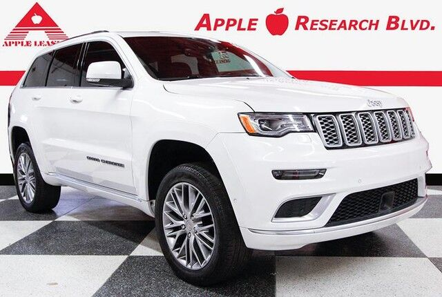 2017 Jeep Grand Cherokee Summit Austin TX