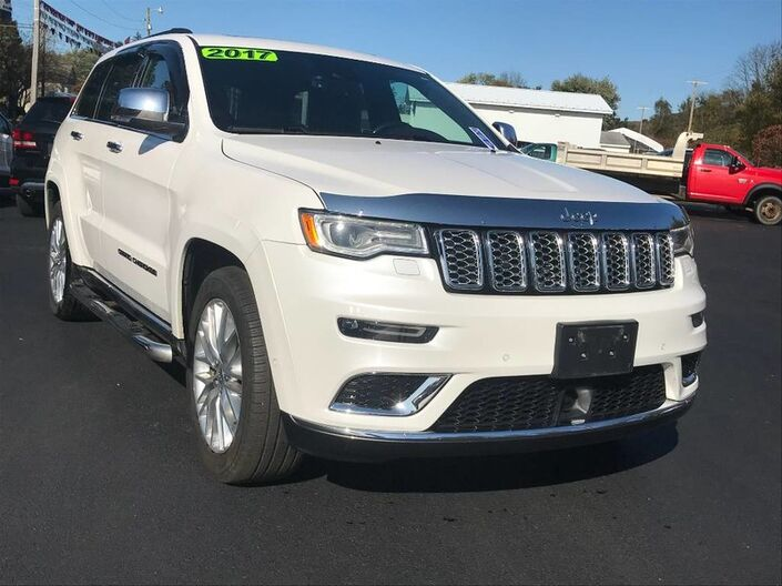 2017 Jeep Grand Cherokee Summit Rock City NY
