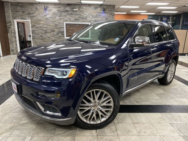 2017 Jeep Grand Cherokee Summit Worcester MA
