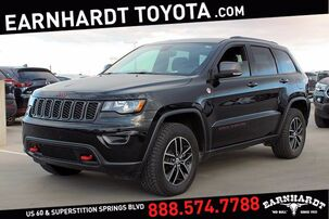 2017_Jeep_Grand Cherokee_Trailhawk 4WD *WELL MAINTAINED*_ Phoenix AZ