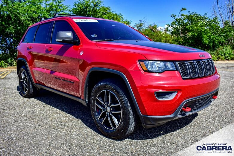 2017 Jeep Grand Cherokee Trailhawk Arecibo PR