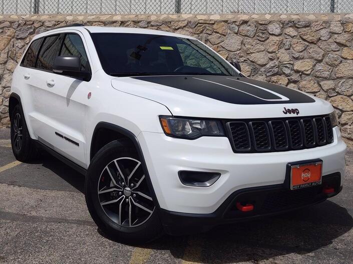 2017 Jeep Grand Cherokee Trailhawk El Paso TX
