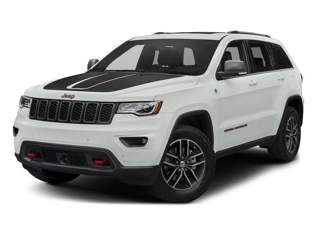 2017 Jeep Grand Cherokee Trailhawk Irvine CA