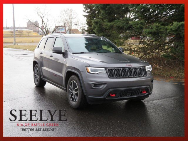 2017 Jeep Grand Cherokee Trailhawk Kalamazoo MI