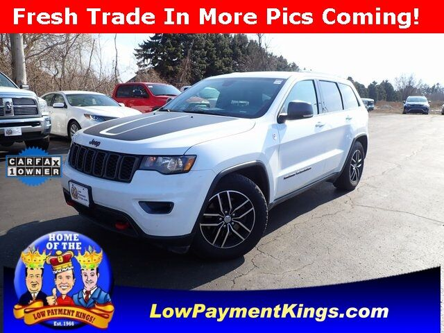 2017 Jeep Grand Cherokee Trailhawk Monroe MI