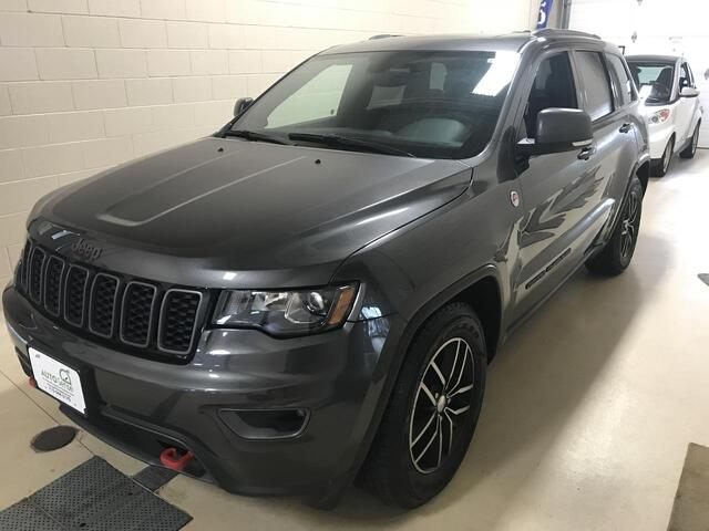 2017 Jeep Grand Cherokee Trailhawk Stevens Point WI