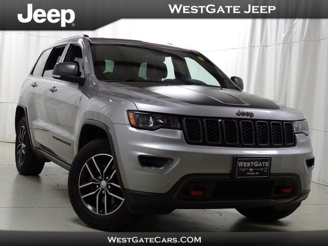 2017 Jeep Grand Cherokee Trailhawk Raleigh NC