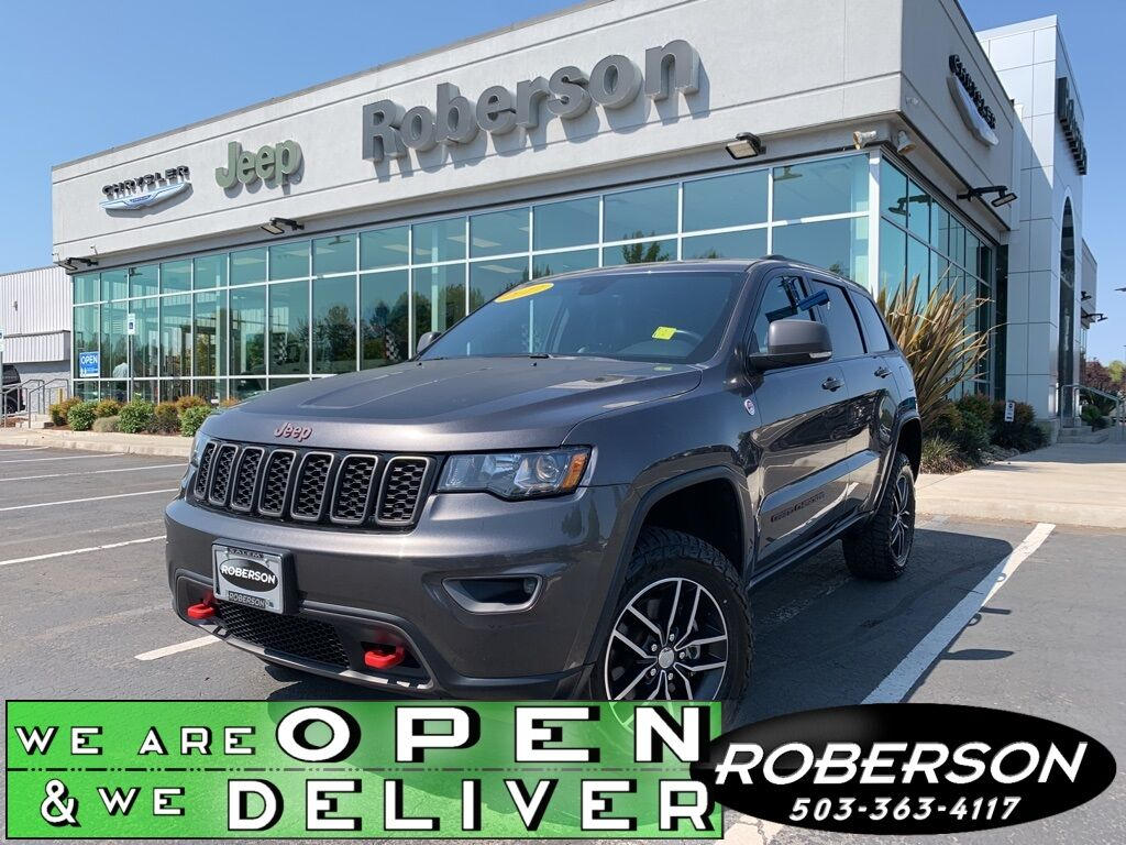 2017 Jeep Grand Cherokee Trailhawk Salem OR