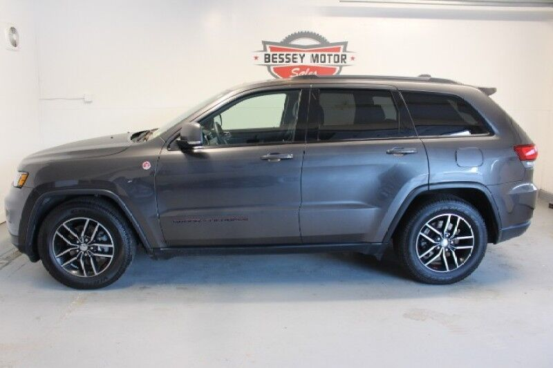 2017 Jeep Grand Cherokee Trailhawk South Paris ME