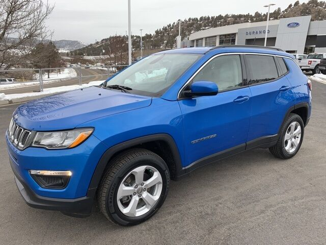 2017 Jeep New Compass Latitude Durango CO