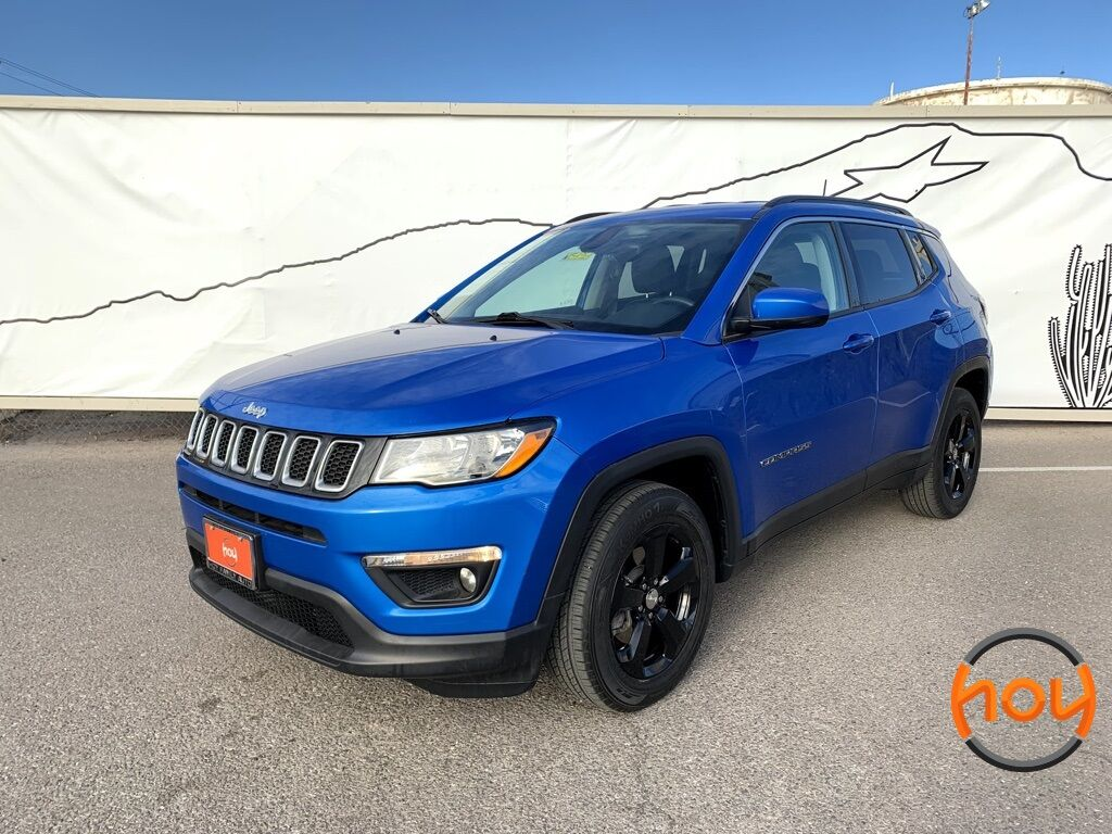 2017 Jeep New Compass Latitude FWD