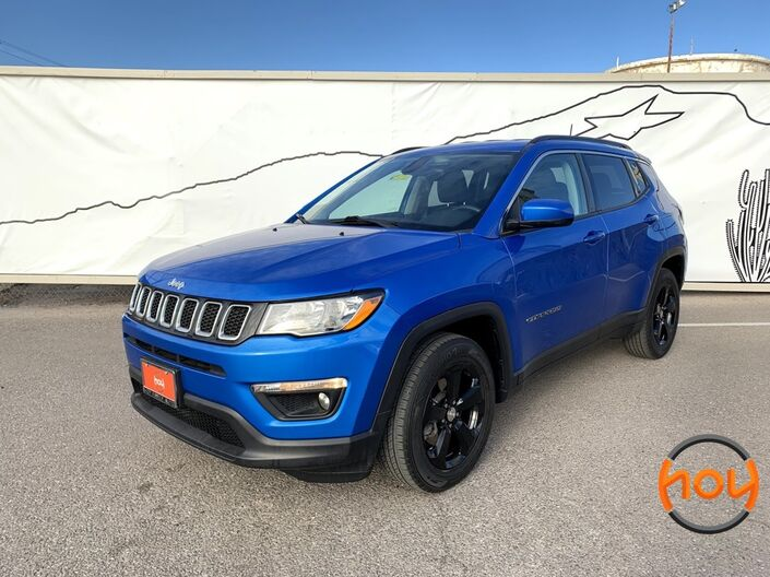 2017 Jeep New Compass Latitude FWD El Paso TX
