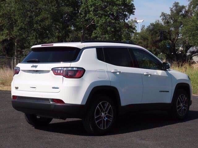 2017 Jeep New Compass Latitude Copperas Cove TX