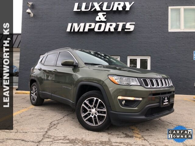 2017 Jeep New Compass Latitude Leavenworth KS