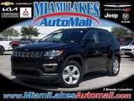 2017 Jeep New Compass Latitude Miami Lakes FL