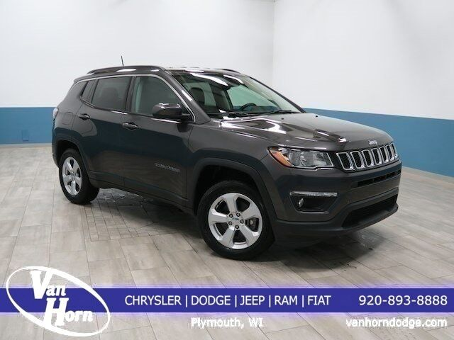 2017 Jeep New Compass Latitude Plymouth WI
