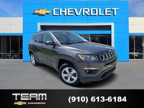 2017_Jeep_New Compass_Latitude_ Salisbury NC