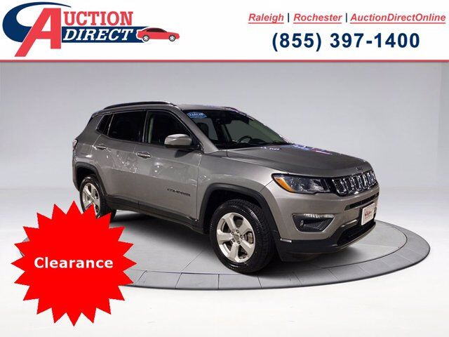 2017 Jeep New Compass Latitude Raleigh NC