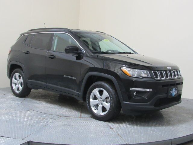 2017 Jeep New Compass Latitude Mansfield OH