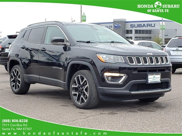 2017 Jeep New Compass Limited Santa Fe NM