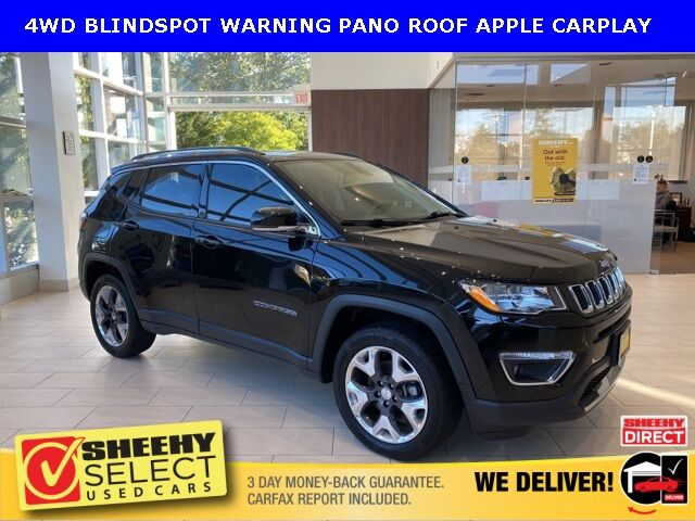 2017 Jeep New Compass Limited Chantilly VA