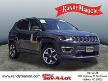 2017_Jeep_New Compass_Limited_ Hickory NC