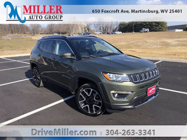 2017 Jeep New Compass Limited Martinsburg WV