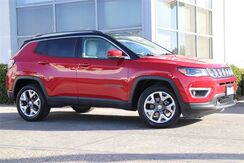 2017_Jeep_New Compass_Limited_ Roseville CA