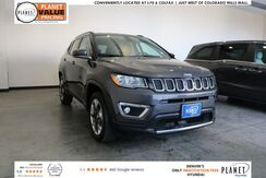 2017 Jeep New Compass Limited Golden CO
