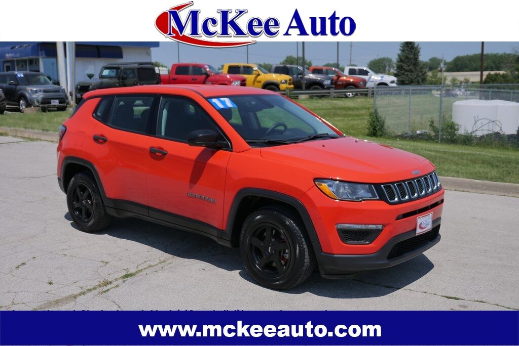2017 Jeep New Compass Sport Des Moines IA
